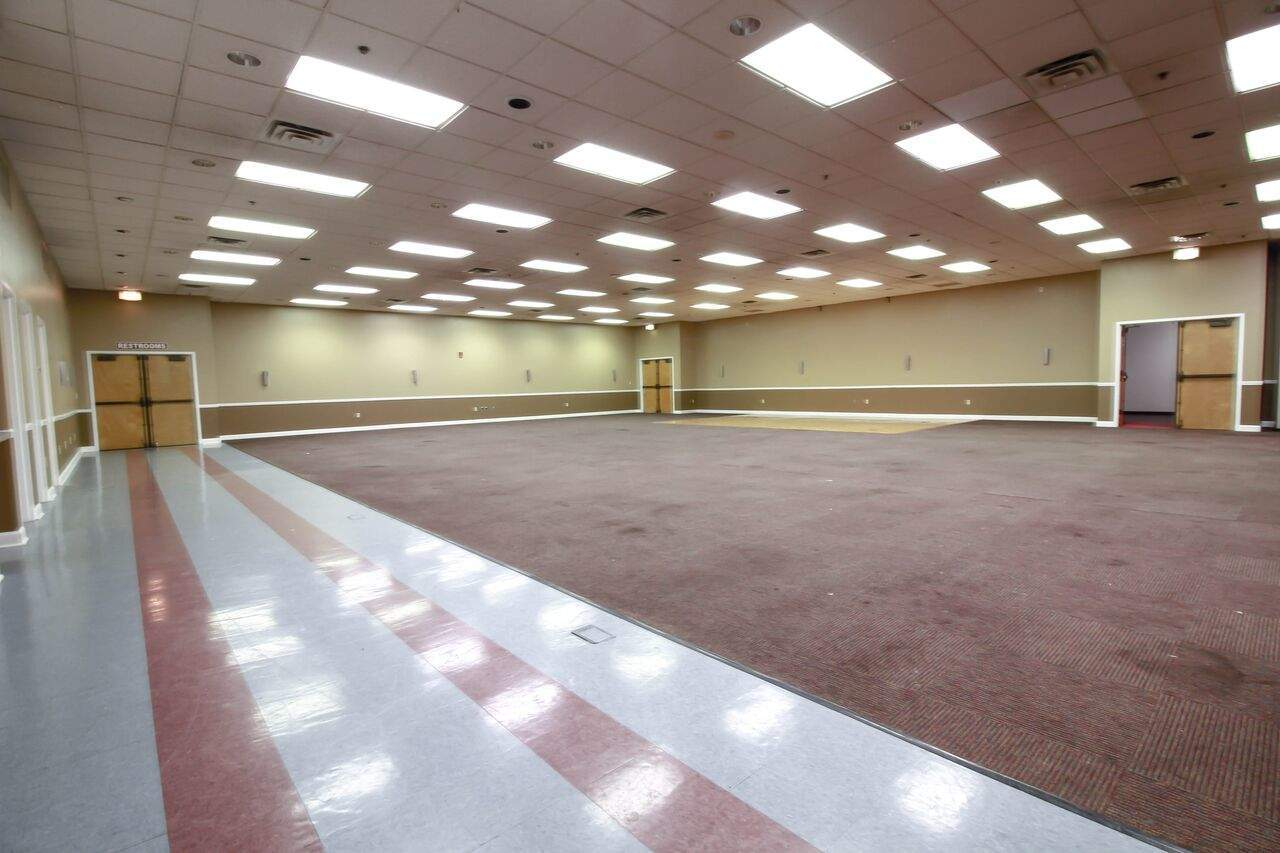 This is a large community space off of the main sanctuary that can be used for mid-size events.