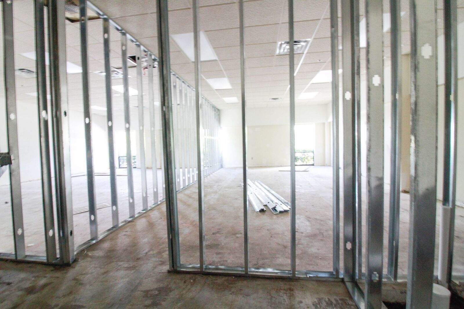 All of the large classrooms along the graceKIDS halls have now been framed into two rooms to create great spaces for our children.