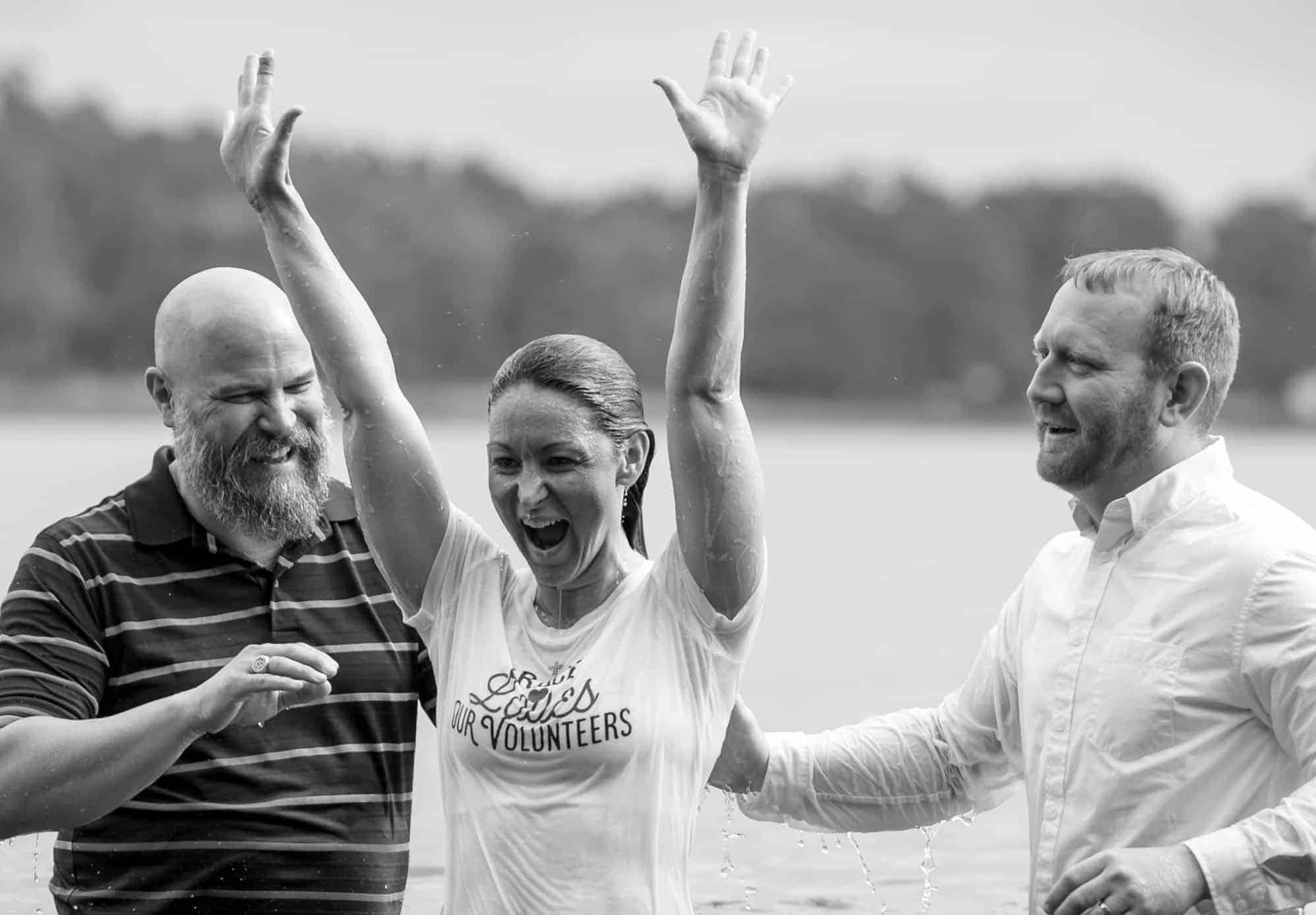 Grace Spring Baptism 2017