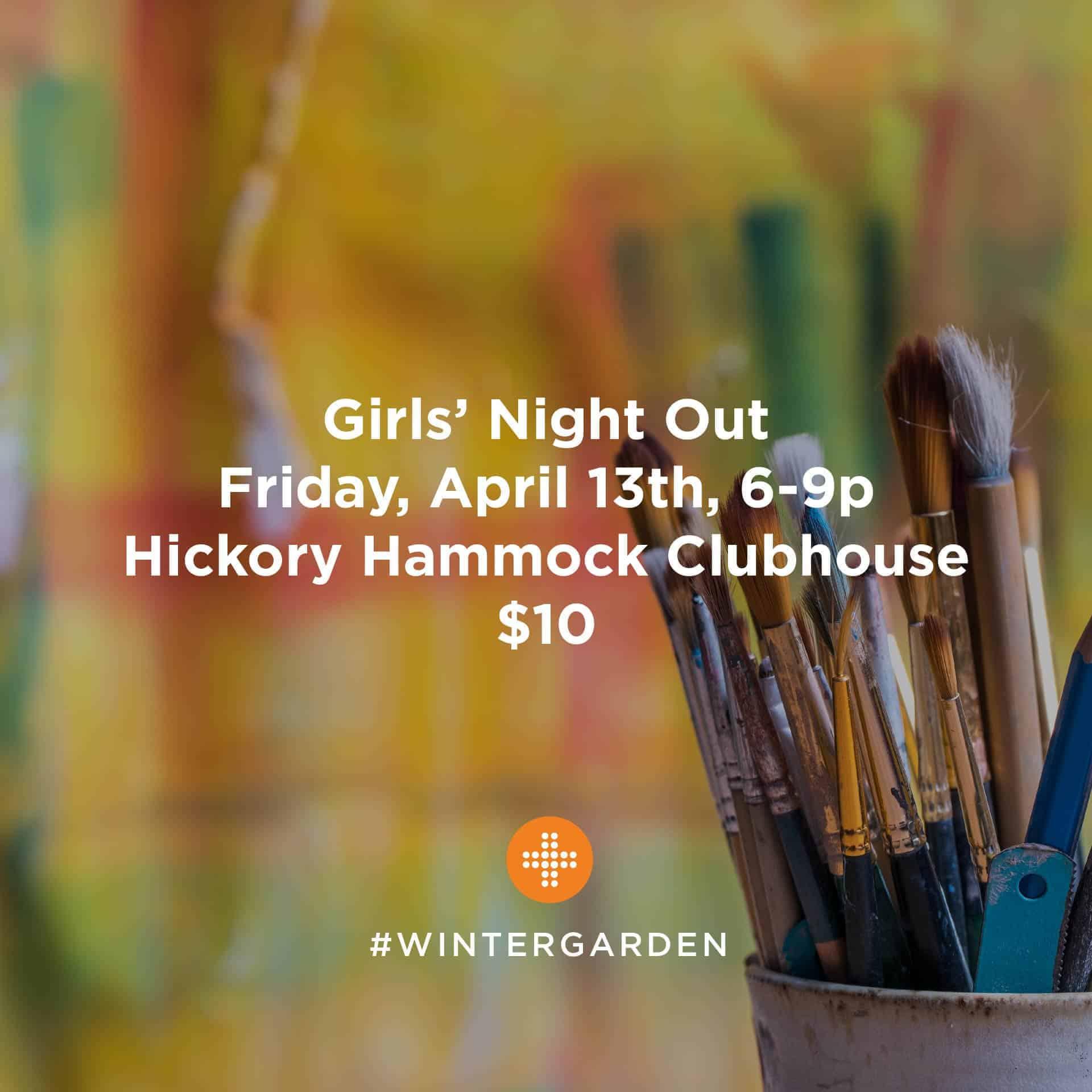 Nice Hickory Hammock Winter Garden Sketch - Brown Nature Garden ...