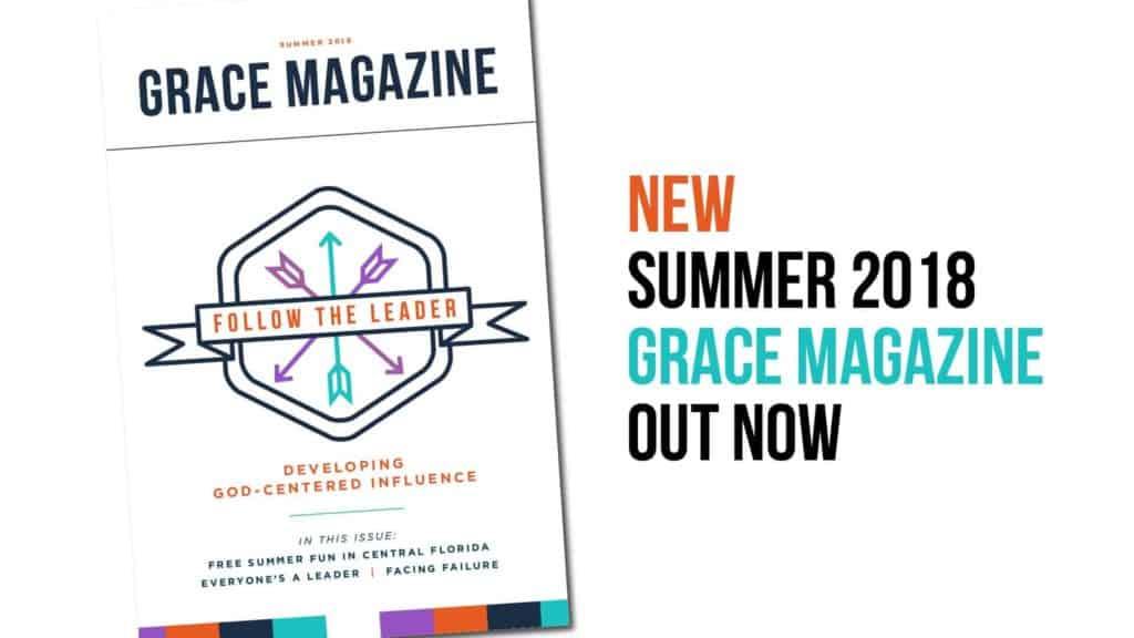 Grace Magazine Summer 2018
